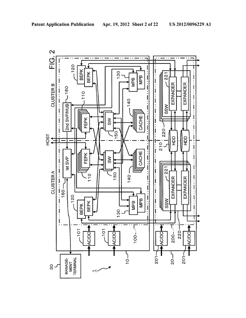 STORAGE CONTROL APPARATUS AND STORAGE CONTROL APPARATUS MEMORY CONTROL     METHOD - diagram, schematic, and image 03