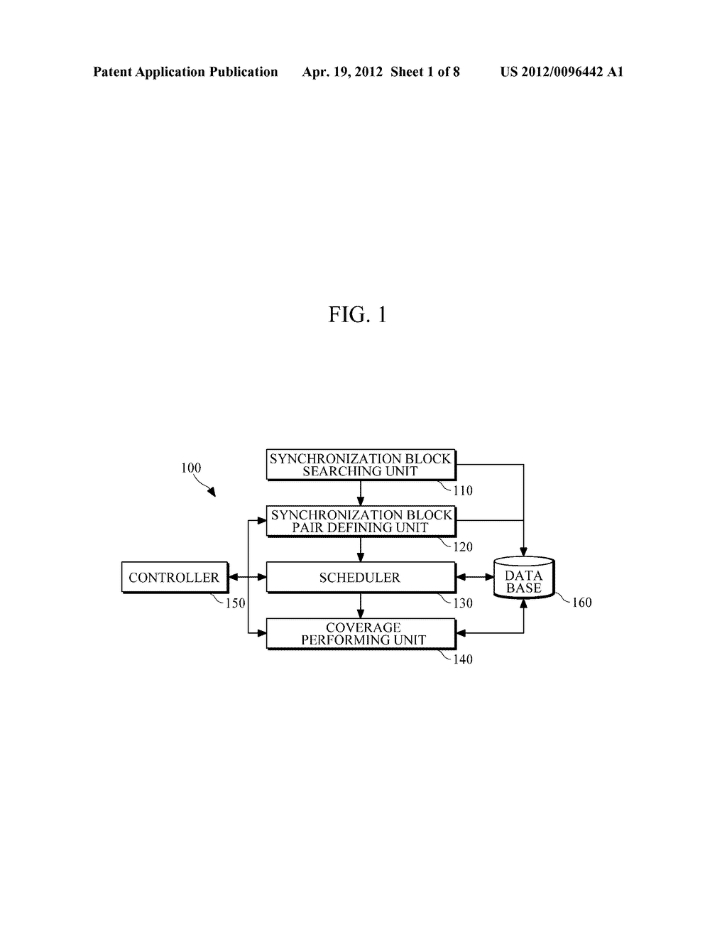 COVERAGE APPARATUS AND METHOD FOR TESTING MULTITHREADING ENVIRONMENT - diagram, schematic, and image 02