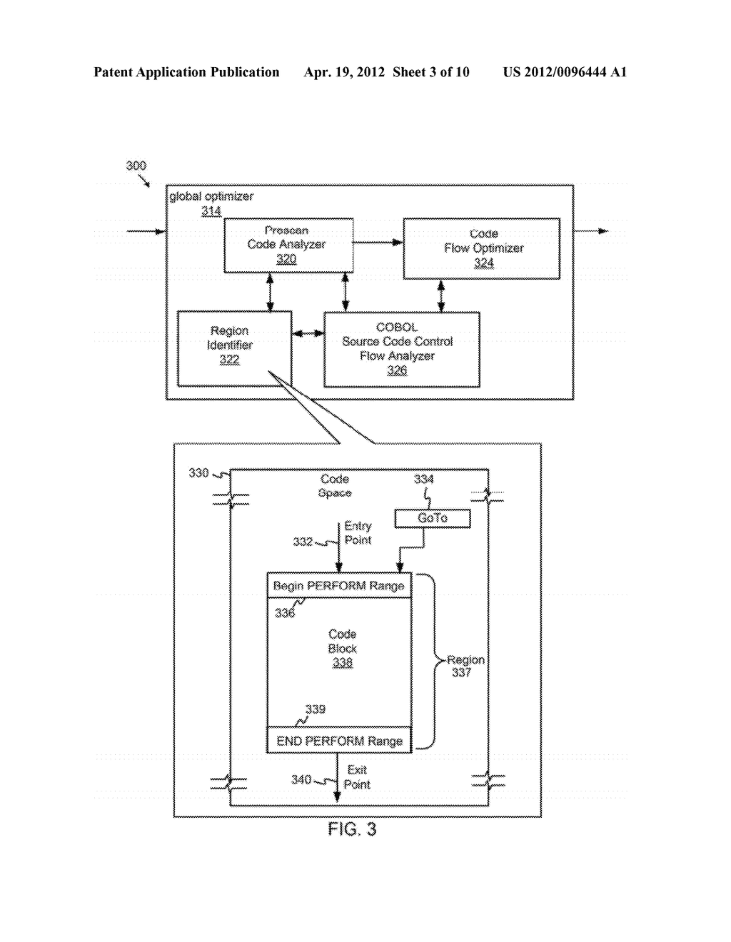CONTROL FLOW ANALYSIS METHODS AND COMPUTING DEVICES FOR CONVERTING     COBOL-SOURCED PROGRAMS TO OBJECT-ORIENTED PROGRAM STRUCTURES - diagram, schematic, and image 04