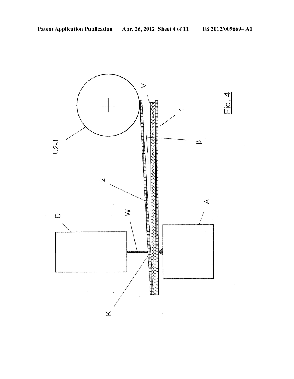 APPARATUS FOR COMPACTING A FIBER WEB - diagram, schematic, and image 05