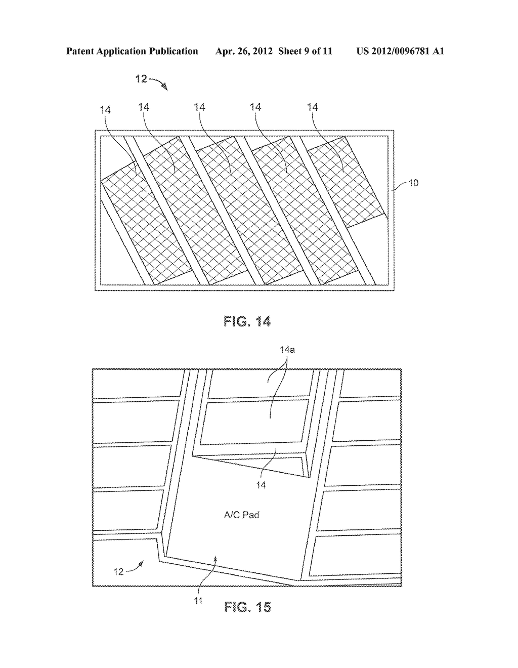 Structural Insulated Monolithic Photovoltaic Solar-Power Roof and Method     of Use Thereof - diagram, schematic, and image 10