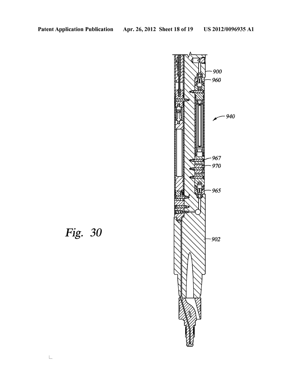 DOWNHOLE SENSOR TOOL WITH A SEALED SENSOR OUTSERT - diagram, schematic, and image 19