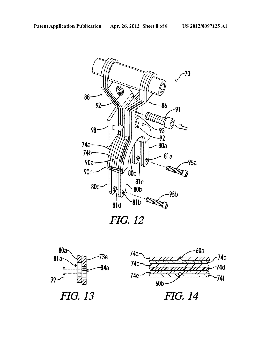 REINFORCED PISTON AND CONNECTING ROD ASSEMBLY - diagram, schematic ...