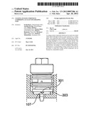 COATING SYSTEM COMPONENT COMPRISING AT LEAST ONE HOLDING PART diagram and image