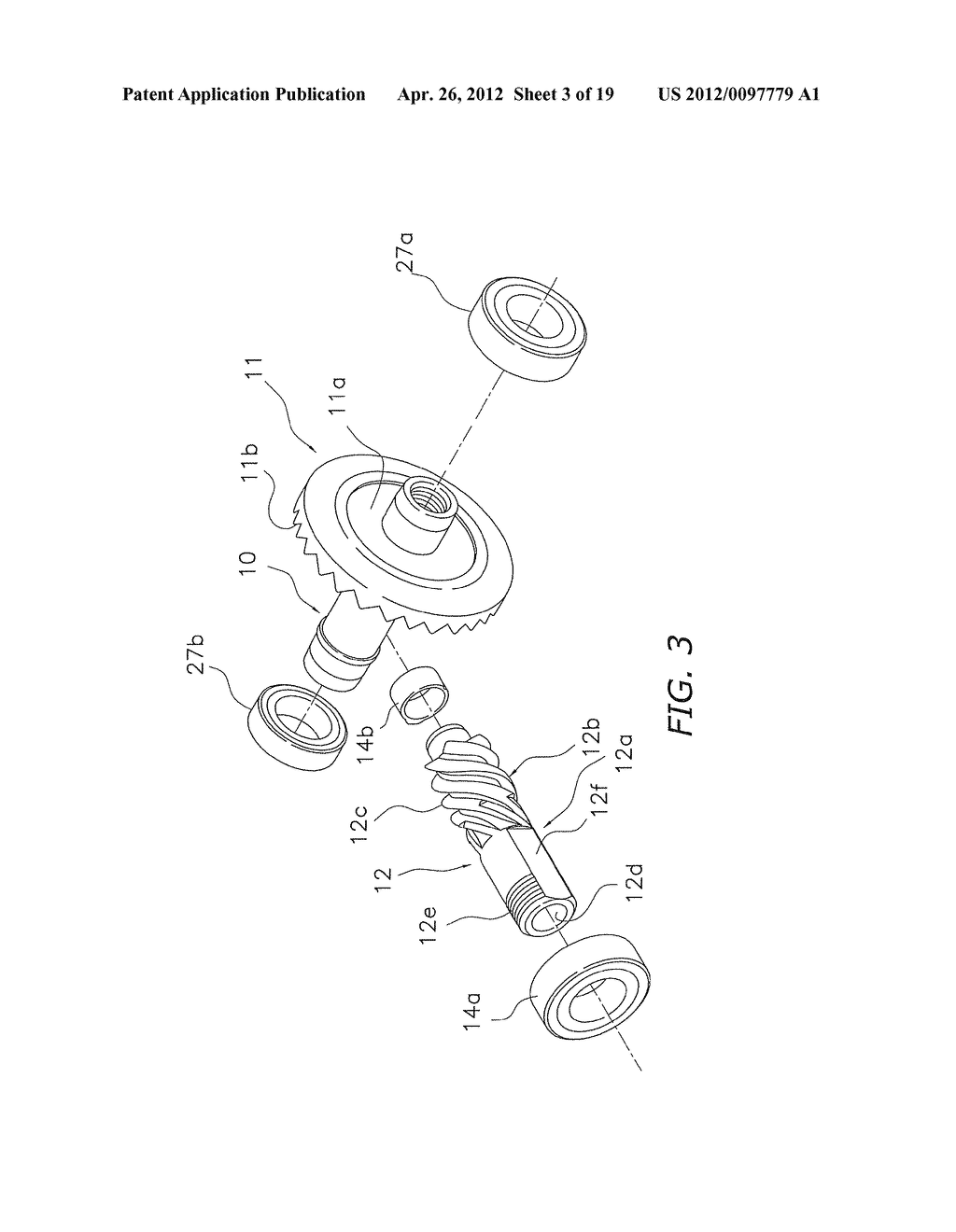 METHOD OF DERIVING PATH OF CONTACT ON FACE GEAR, METHOD OF MANUFACTURING     FACE GEAR, FACE GEAR AND SPINNING REEL ROTOR DRIVE DEVICE - diagram, schematic, and image 04