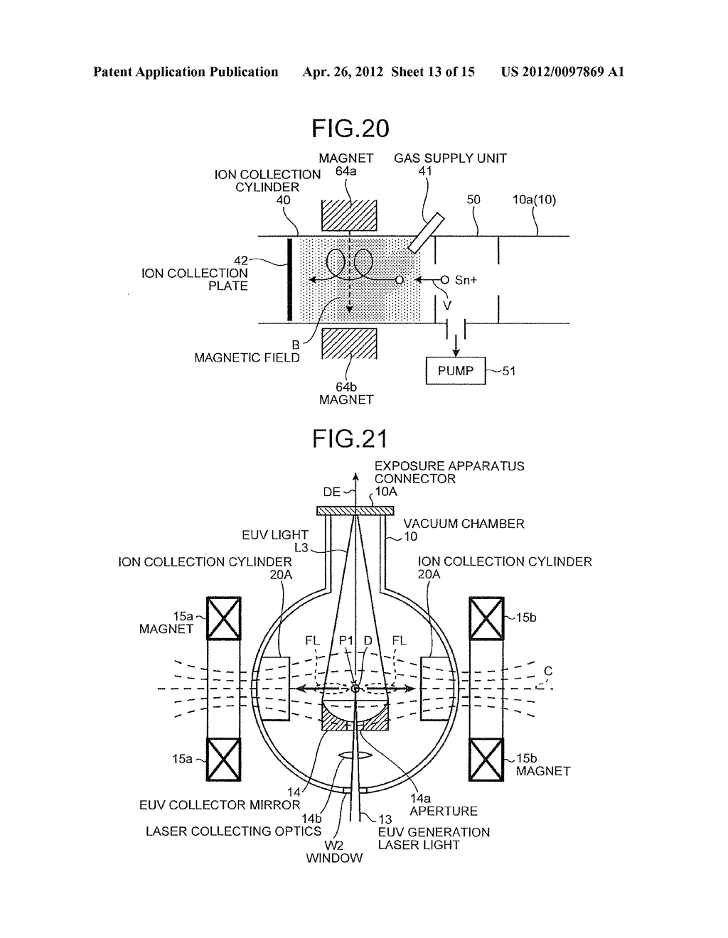 EXTREME ULTRAVIOLET LIGHT SOURCE APPARATUS - diagram, schematic, and image 14