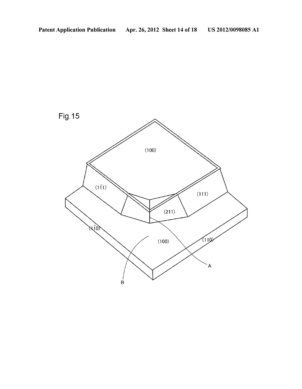 SEMICONDUCTOR DEVICE AND METHOD OF MANUFACTURING THE SAME - diagram, schematic, and image 15
