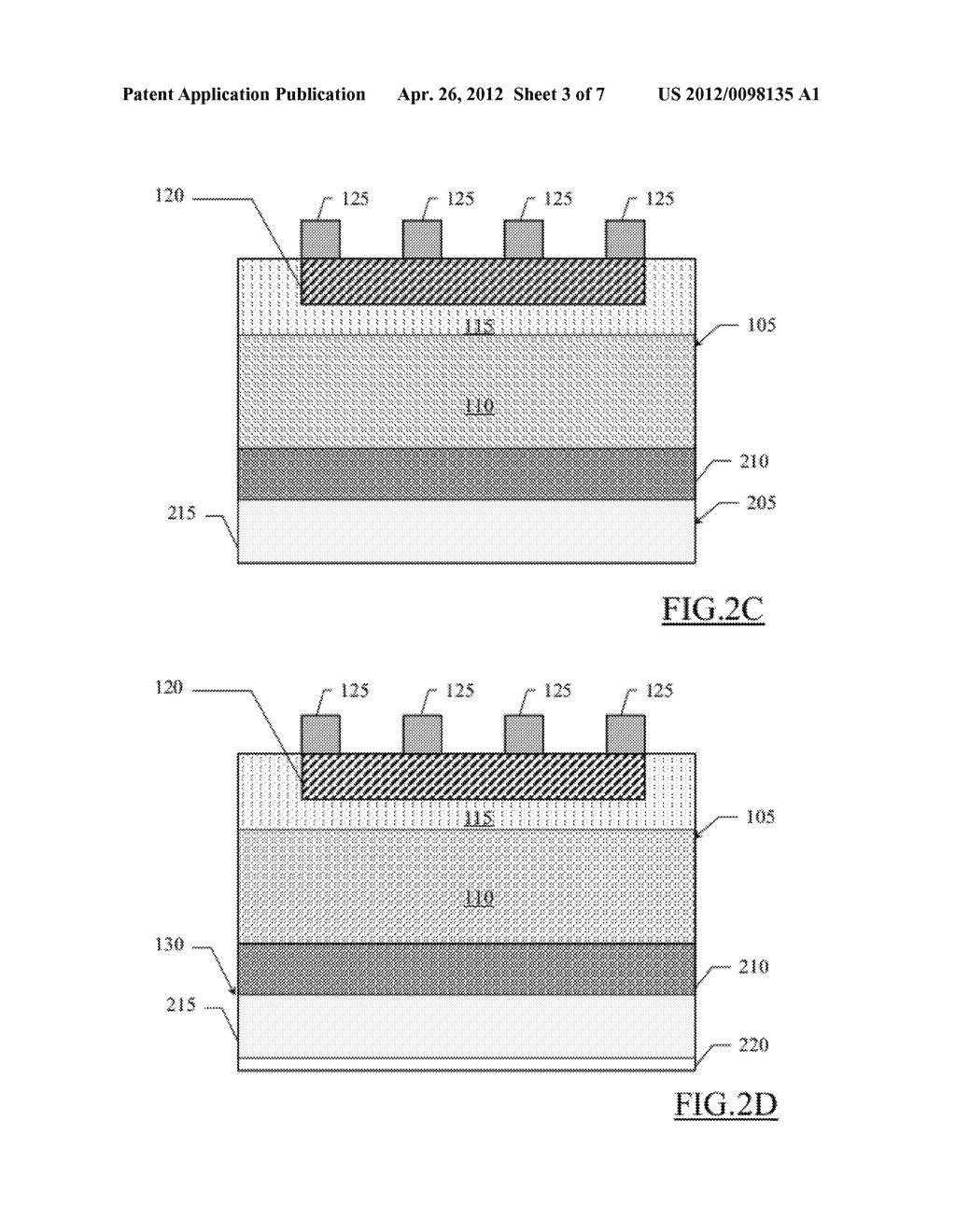 INTEGRATED CIRCUITS WITH BACKSIDE METALIZATION AND PRODUCTION METHOD     THEREOF - diagram, schematic, and image 04