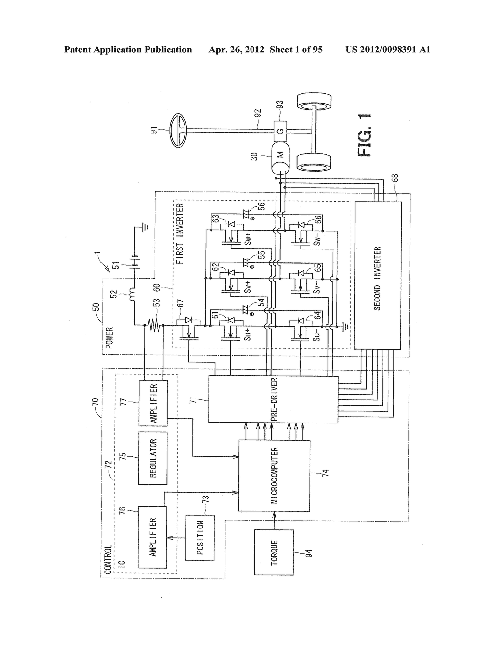 DRIVE APPARATUS - diagram, schematic, and image 02