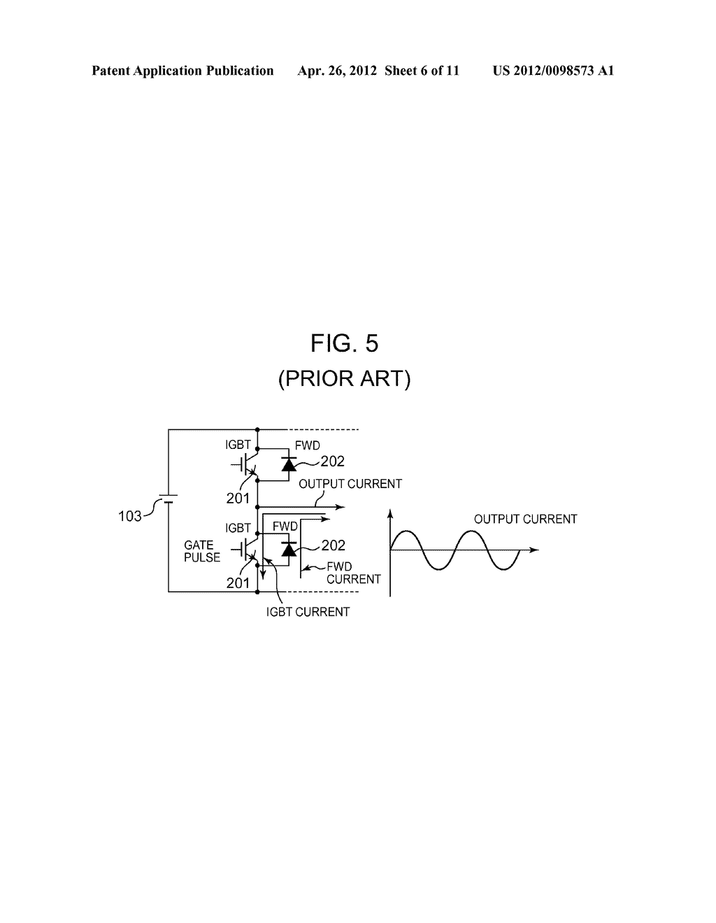 CURRENT DETECTION CIRCUIT FOR A POWER SEMICONDUCTOR DEVICE - diagram, schematic, and image 07