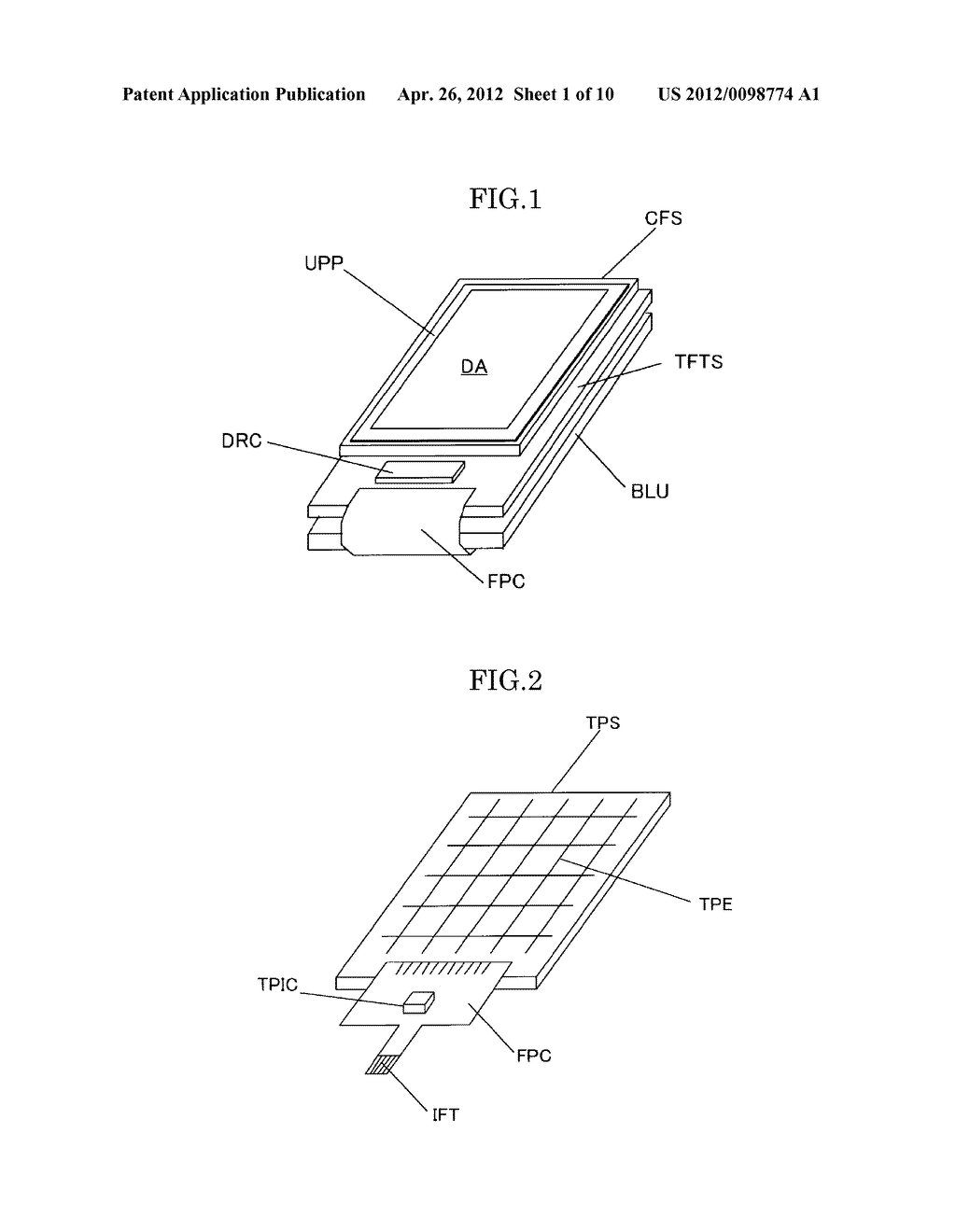 IMAGE DISPLAY DEVICE - diagram, schematic, and image 02