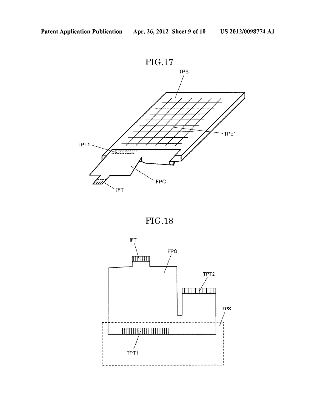 IMAGE DISPLAY DEVICE - diagram, schematic, and image 10