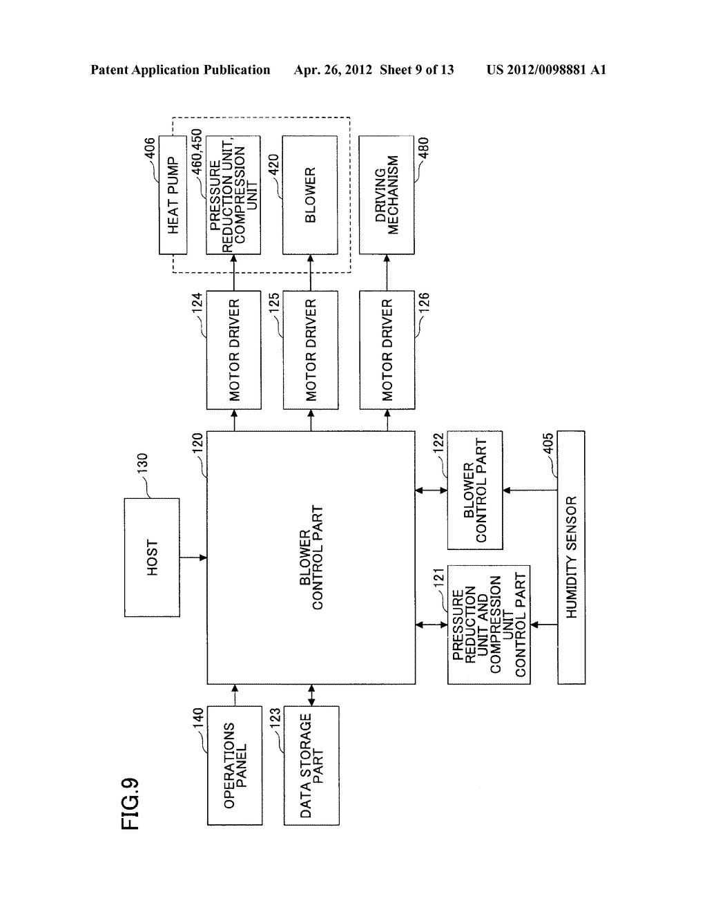 INKJET RECORDING APPARATUS AND PRINTING METHOD - diagram, schematic, and image 10