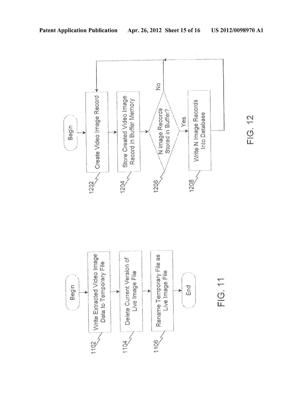 SYSTEM AND METHOD FOR STORING AND REMOTELY RETRIEVING VIDEO IMAGES - diagram, schematic, and image 16