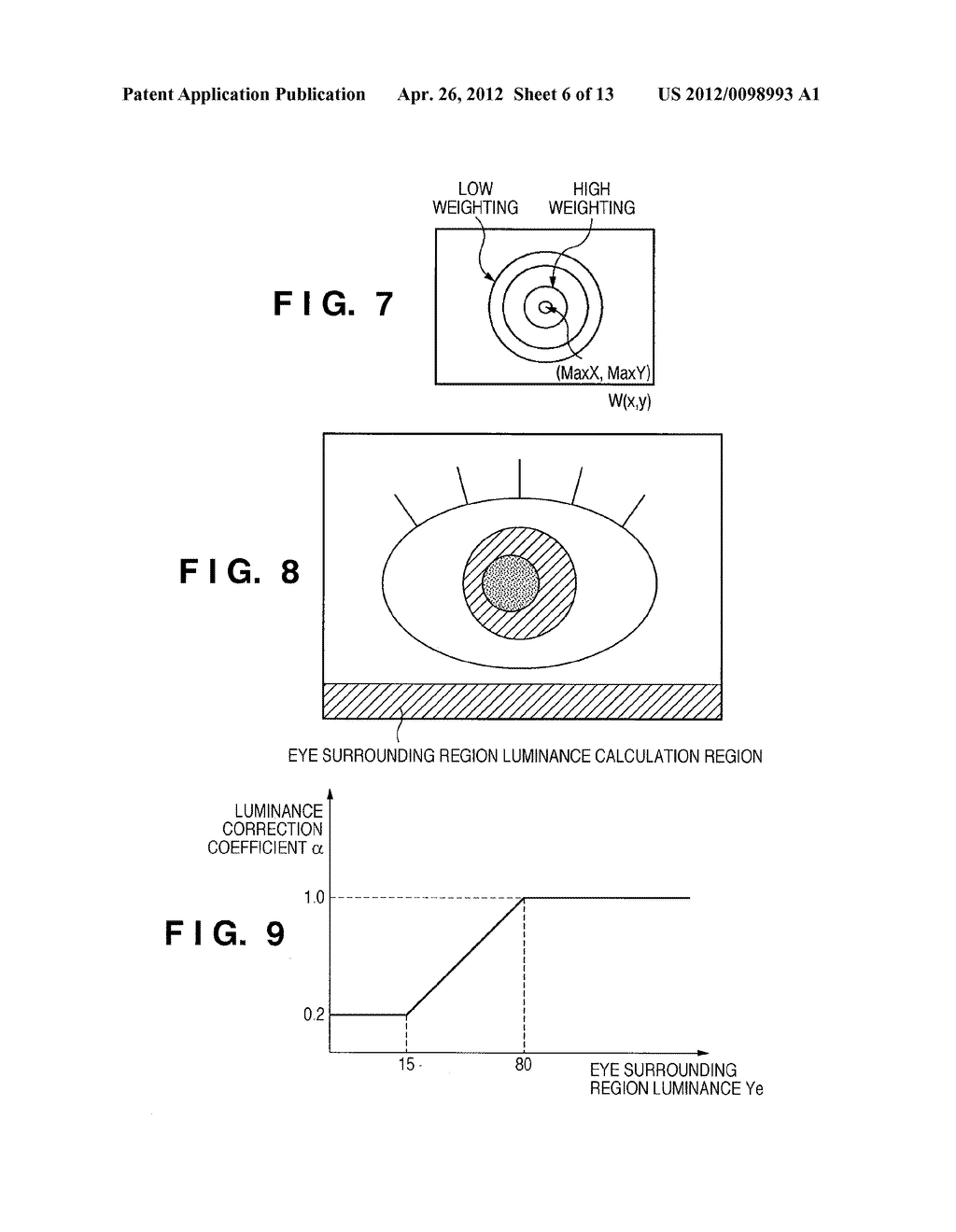 IMAGE PROCESSING APPARATUS AND IMAGE PROCESSING METHOD AND IMAGE CAPTURING     APPARATUS - diagram, schematic, and image 07