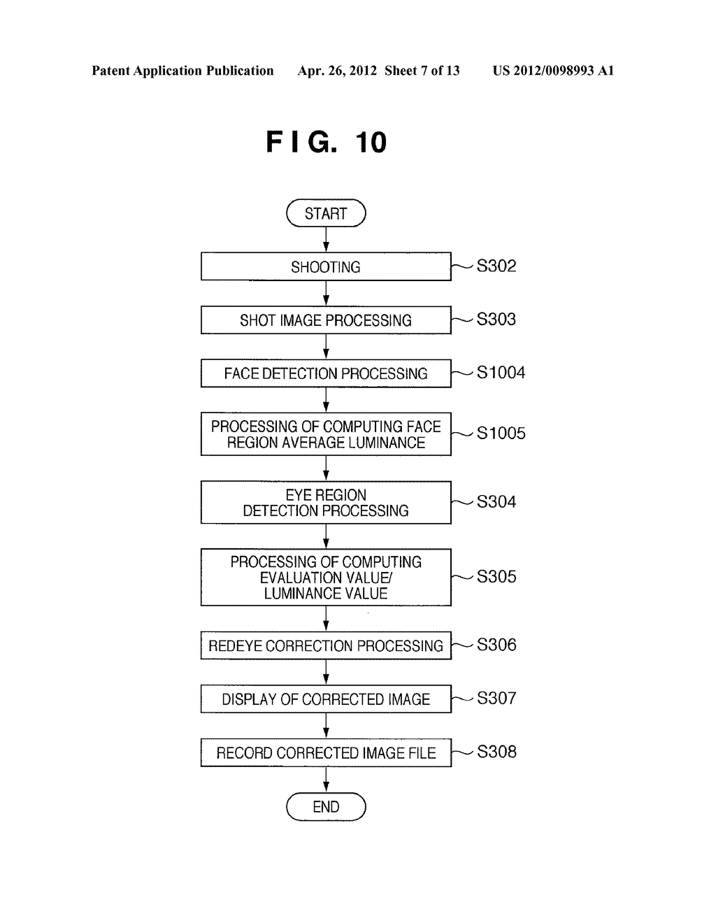 IMAGE PROCESSING APPARATUS AND IMAGE PROCESSING METHOD AND IMAGE CAPTURING     APPARATUS - diagram, schematic, and image 08