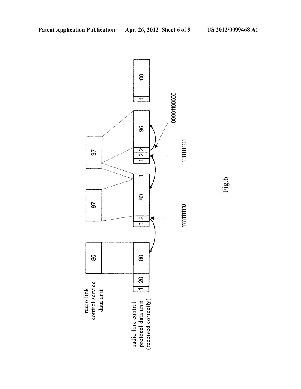METHOD AND APPARATUS FOR CONTROLLING DOWNLINK DATA SYNCHRONIZATION IN AN     eMBMS TRANSMISSION - diagram, schematic, and image 07