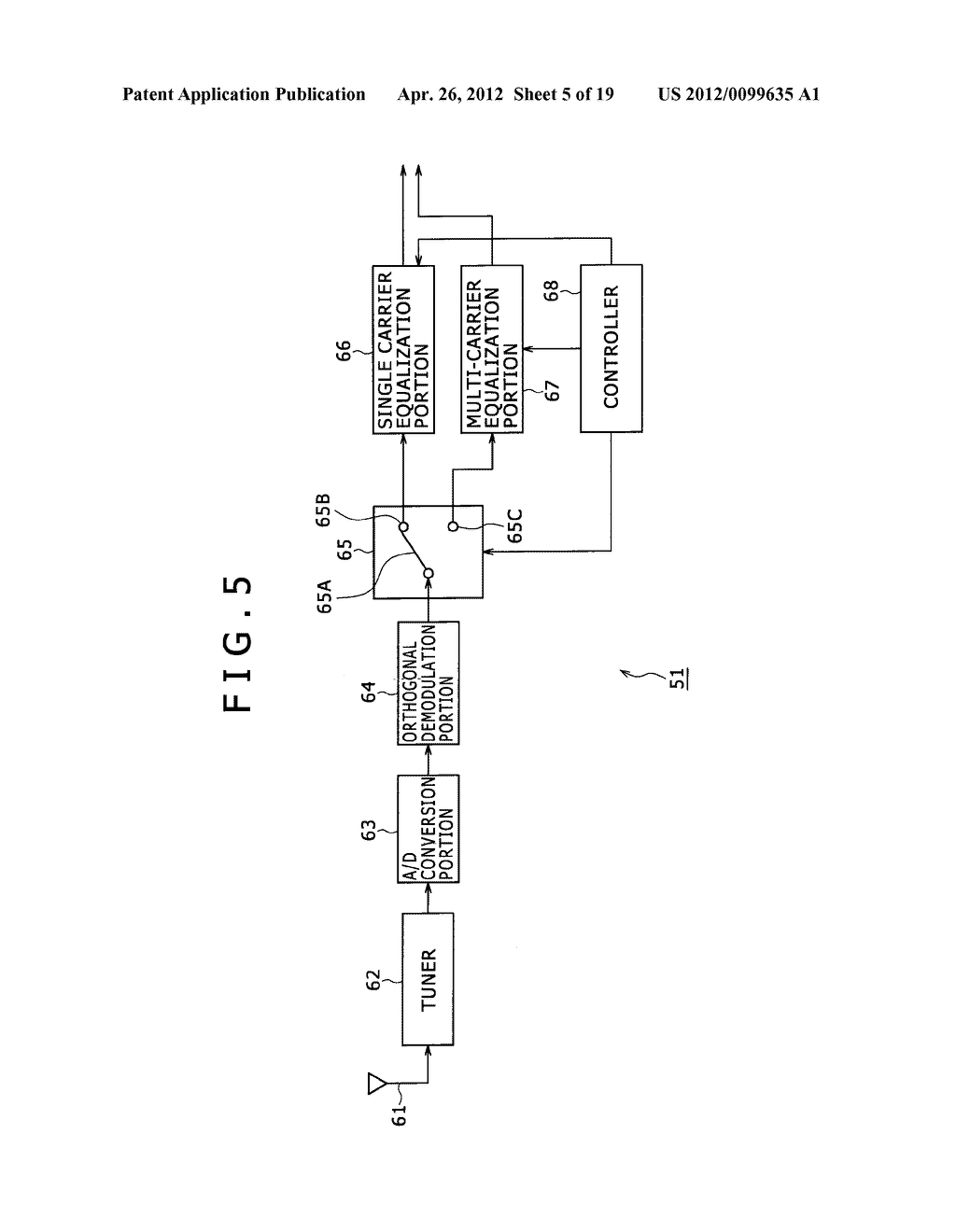 RECEPTION APPARATUS, RECEPTION METHOD, AND PROGRAM - diagram, schematic, and image 06