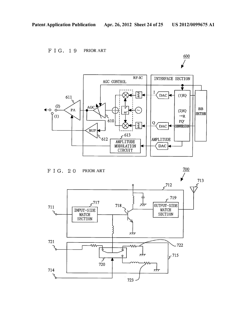 TRANSMISSION CIRCUIT AND COMMUNICATION DEVICE - diagram, schematic, and image 25