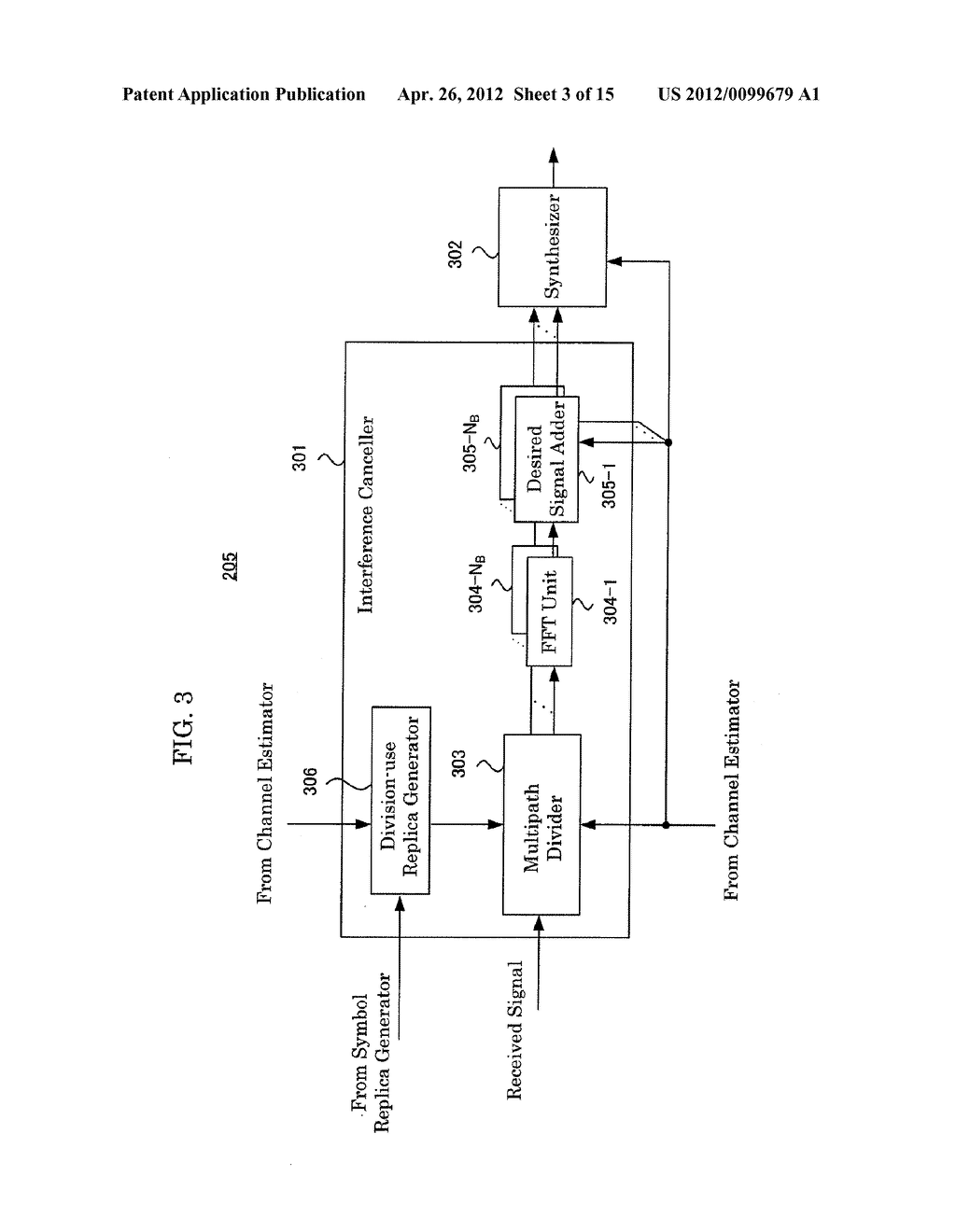 RECEIVING APPARATUS AND RECEIVING METHOD - diagram, schematic, and image 04