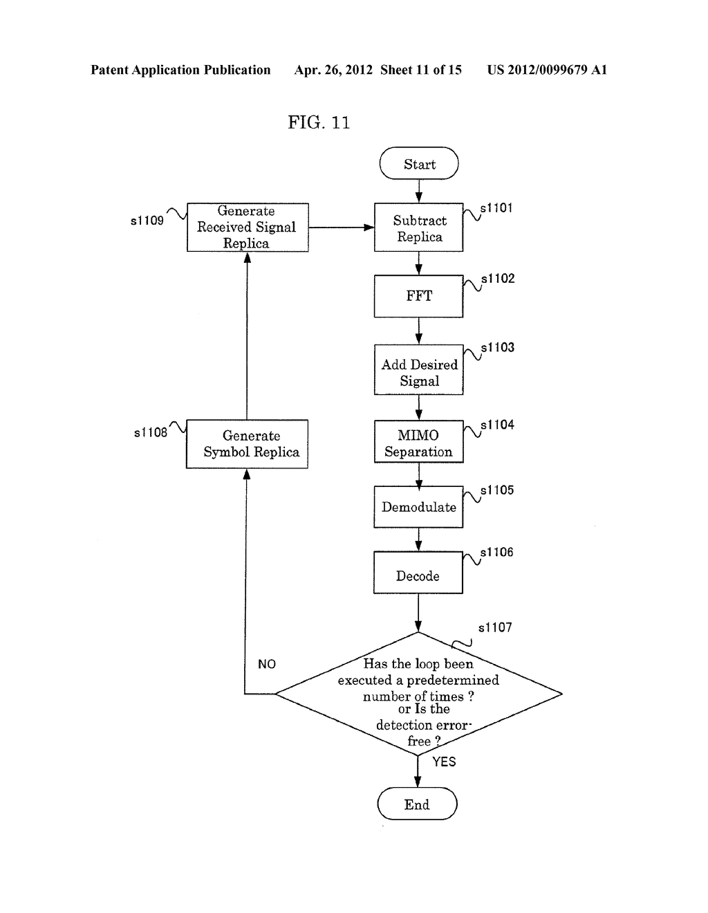 RECEIVING APPARATUS AND RECEIVING METHOD - diagram, schematic, and image 12