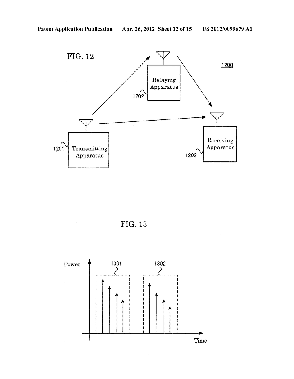 RECEIVING APPARATUS AND RECEIVING METHOD - diagram, schematic, and image 13