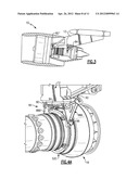 ENGINE MOUNT SYSTEM FOR A TURBOFAN GAS TURBINE ENGINE diagram and image