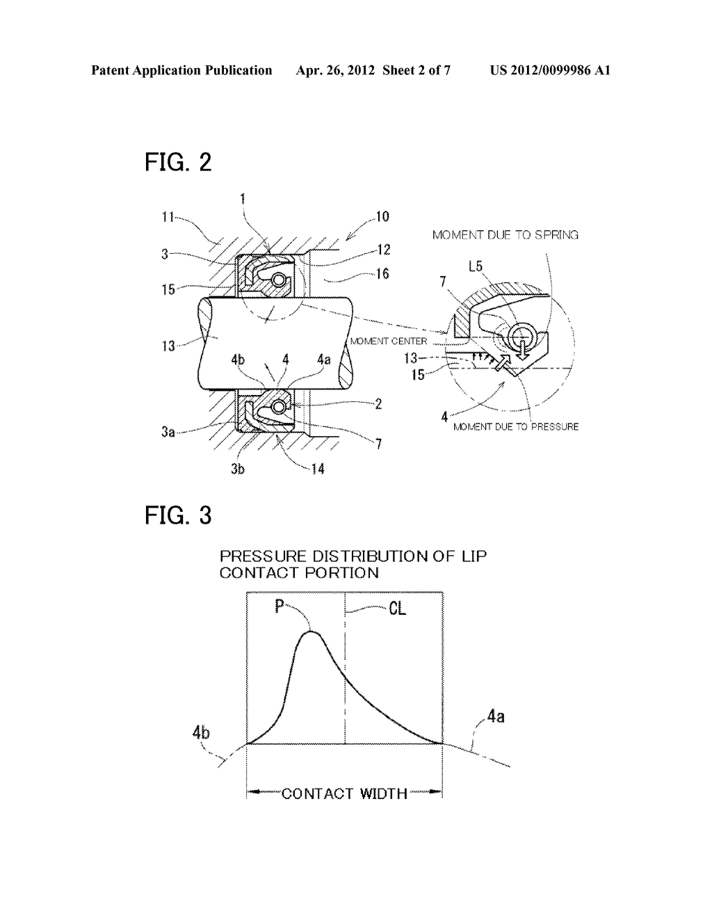 LIQUID SEAL, SHAFT SEAL APPARATUS AND PUMP APPARATUS USING THE SAME - diagram, schematic, and image 03
