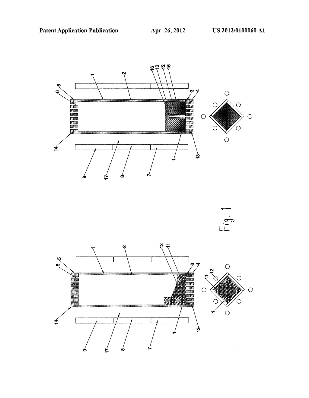 REACTOR AND METHOD FOR PRODUCTION OF SILICON - diagram, schematic, and image 02