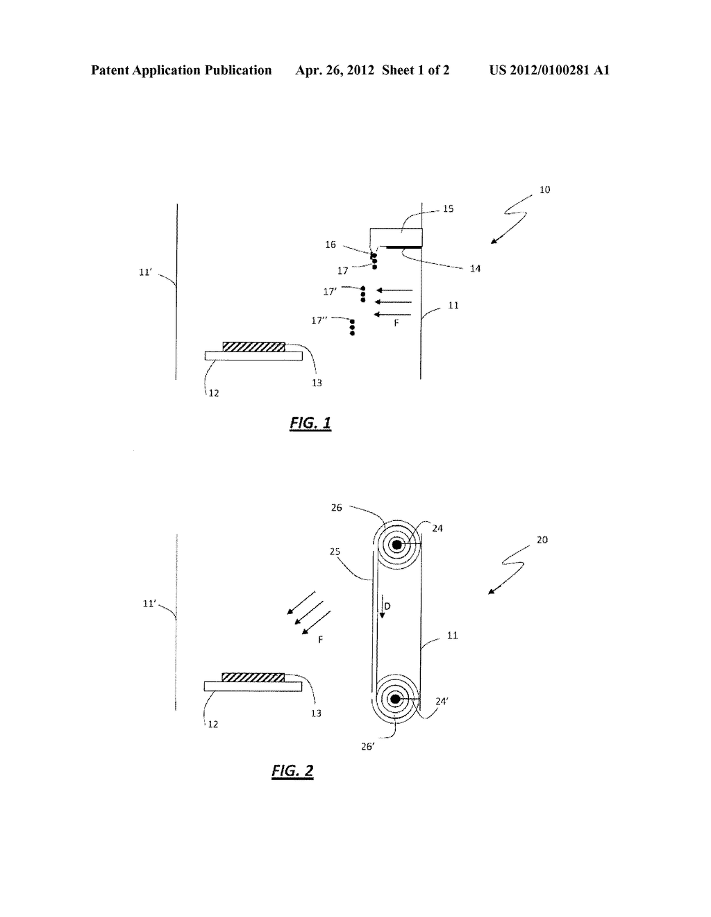 METHOD AND SYSTEM FOR THE CONTROLLED DISPENSING OF MERCURY AND DEVICES     MANUFACTURED THROUGH THIS METHOD - diagram, schematic, and image 02