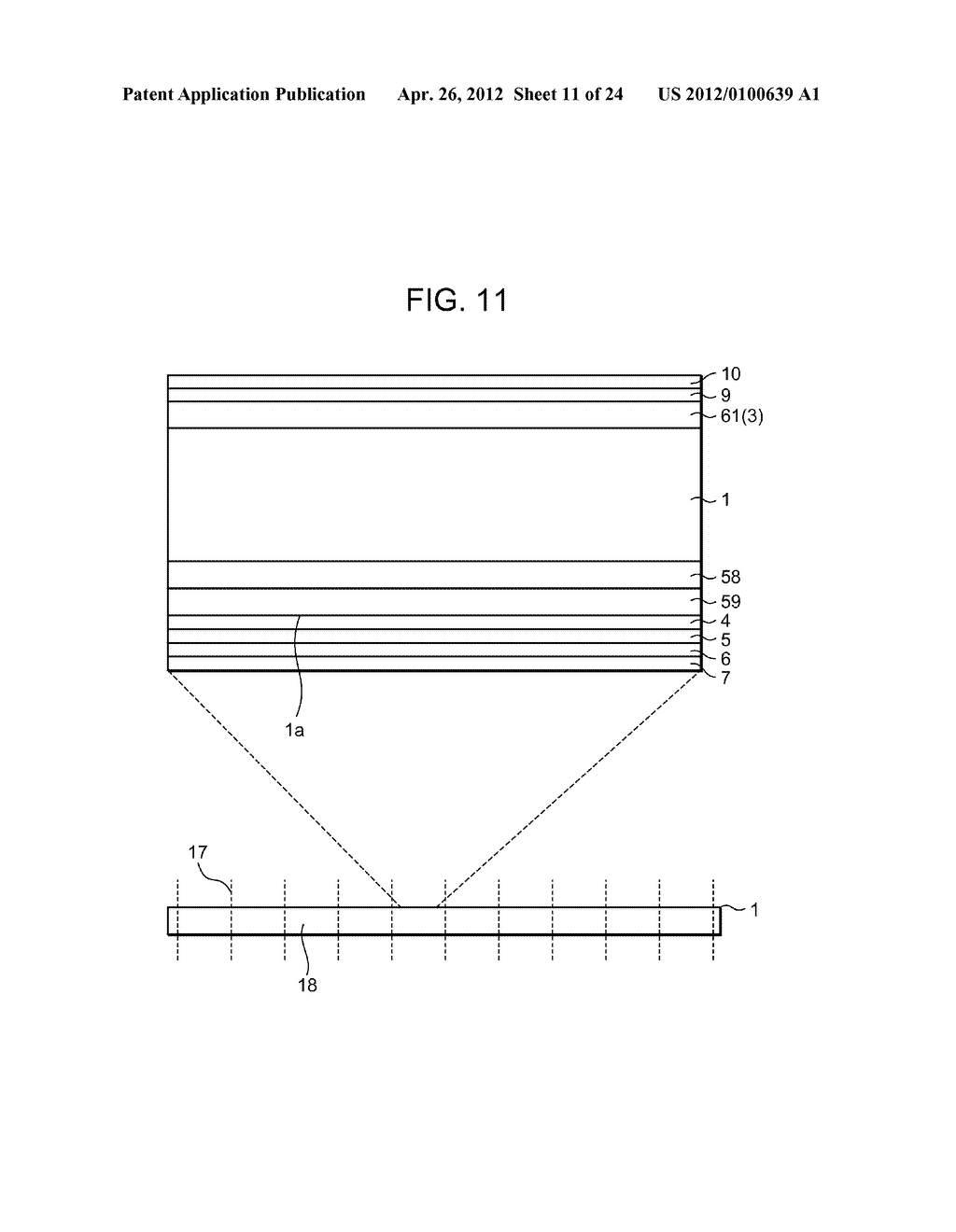 SEMICONDUCTOR DEVICE MANUFACTURING METHOD AND MANUFACTURING APPARATUS - diagram, schematic, and image 12