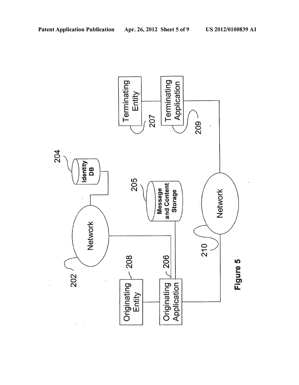 SENDER IDENTIFICATION SYSTEM AND METHOD - diagram, schematic, and image 06