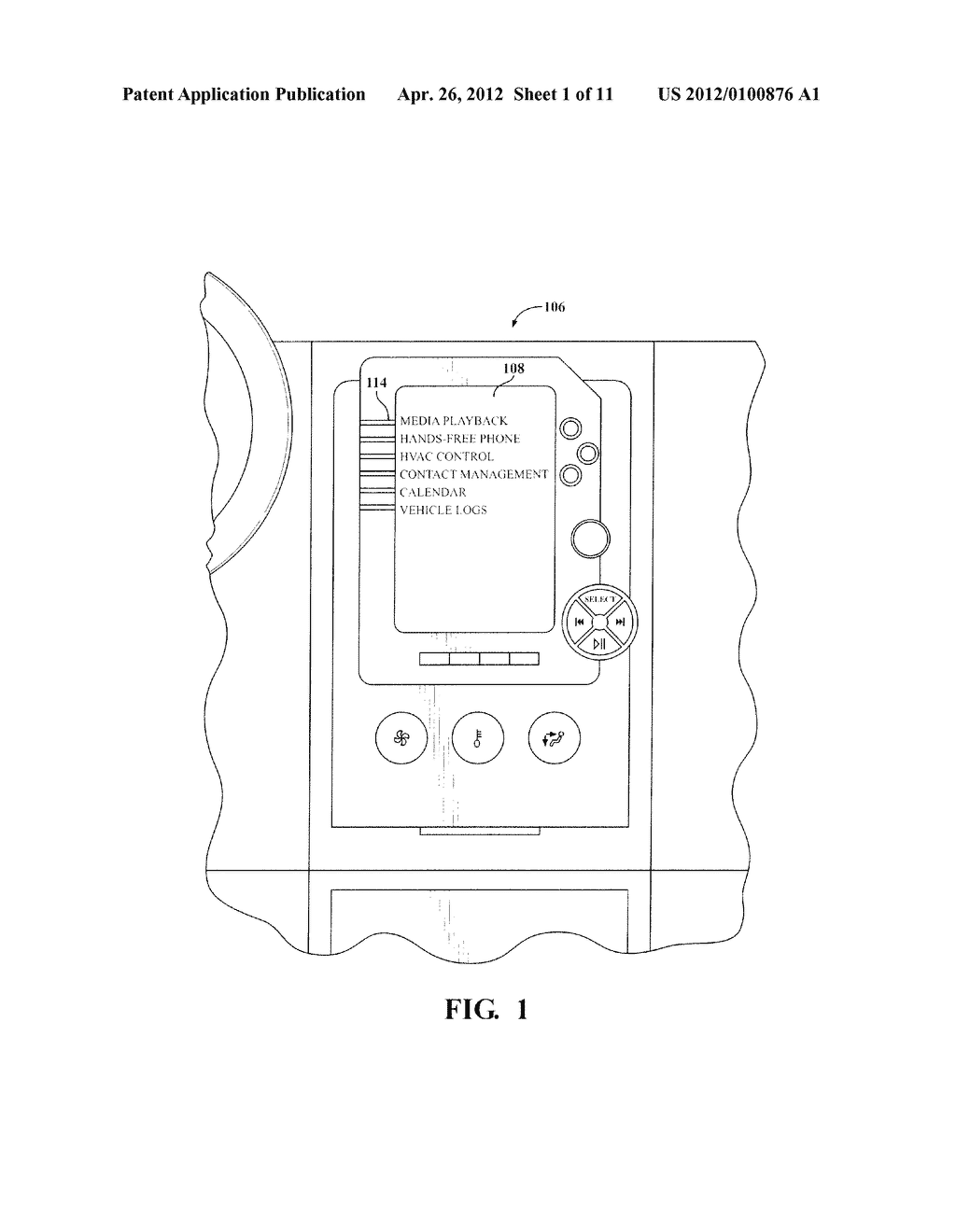 HANDS FREE TELEPHONE SYSTEM WITH INTEGRATED TEXT MESSAGING CONFIGURATION - diagram, schematic, and image 02