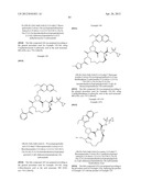 MACROCYCLIC HEPATITIS C SERINE PROTEASE INHIBITORS diagram and image