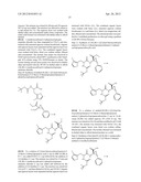 CATHEPSIN CYSTEINE PROTEASE INHIBITORS FOR THE TREATMENT OF VARIOUS     DISEASES diagram and image