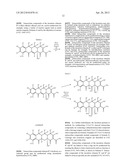 11a, 12-Derivatives of Tetracycline Compounds diagram and image