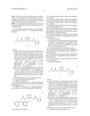 CARBONATE DERIVATIVES FOR THE TREATMENT OF COUGH diagram and image
