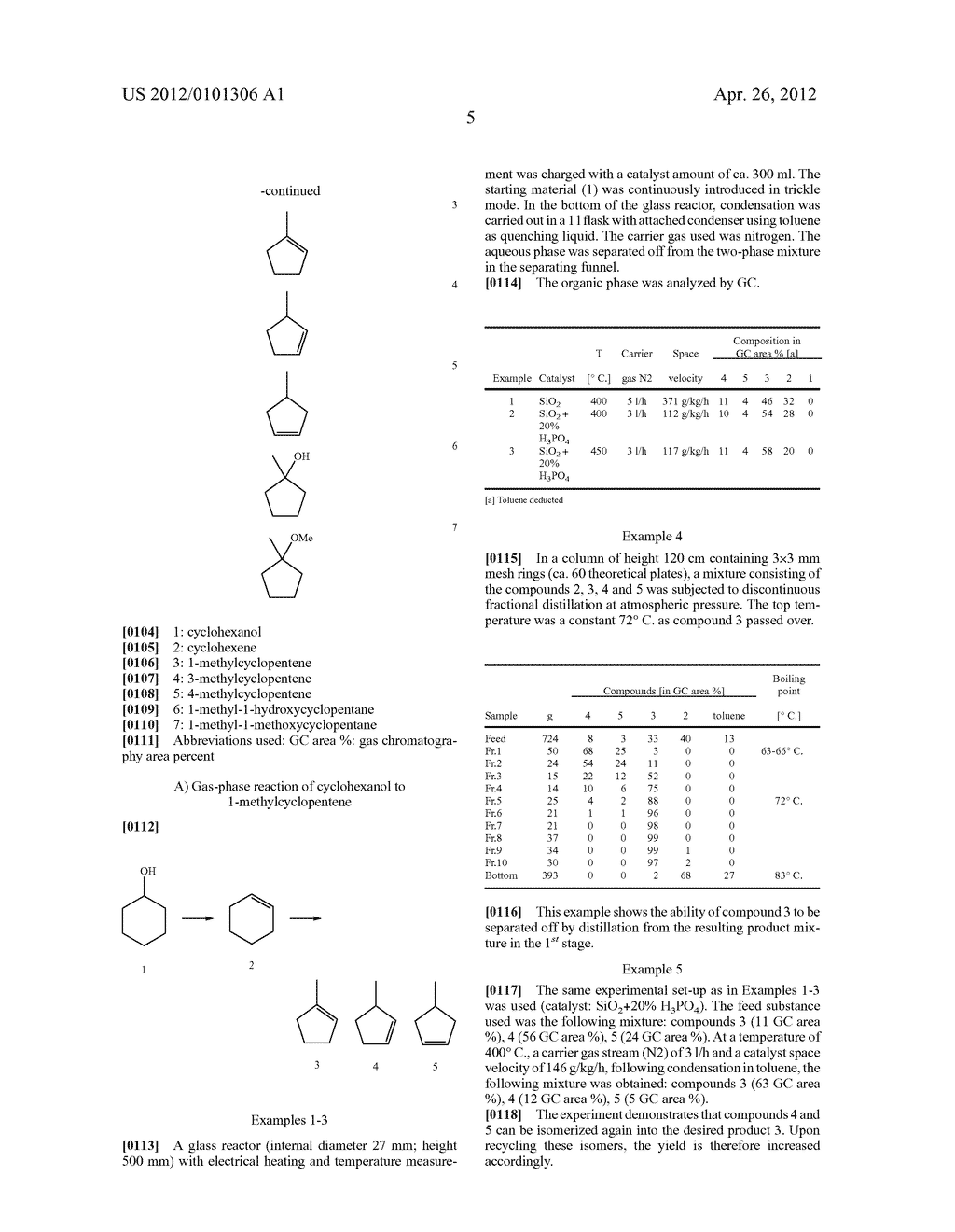 PROCESS FOR THE PREPARATION OF 1-METHYLCYCLOPENTANE DERIVATIVES - diagram, schematic, and image 07