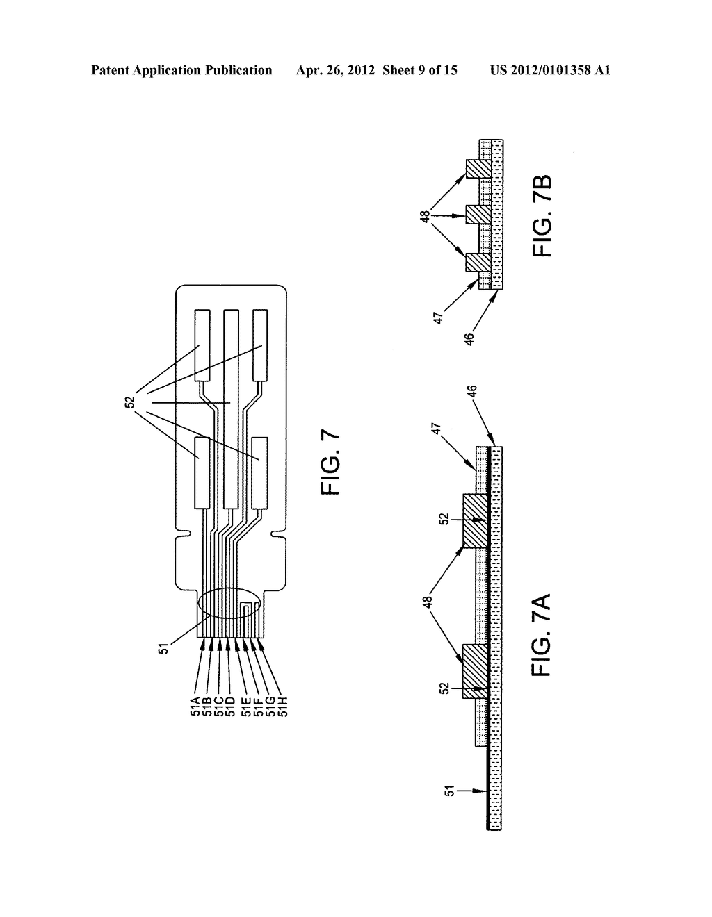 APPARATUS AND METHOD FOR THE AUTOMATED MEASUREMENT OF SURAL NERVE     CONDUCTION VELOCITY AND AMPLITUDE - diagram, schematic, and image 10
