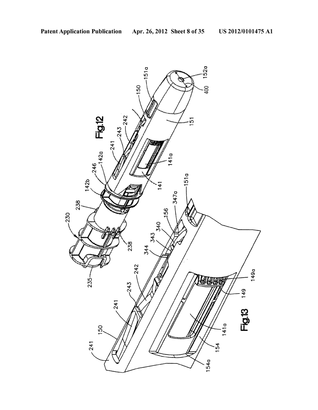 High Efficiency Auto-Injector - diagram, schematic, and image 09