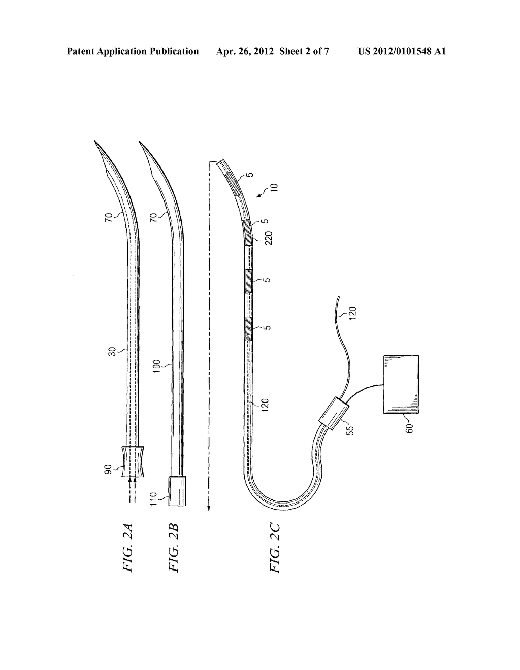 SYSTEM AND METHOD FOR ELECTRICAL STIMULATION OF THE INTERVERTEBRAL DISC - diagram, schematic, and image 03