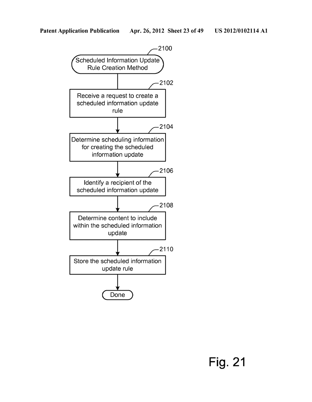 SYSTEMS AND METHODS FOR TRACKING RESPONSES ON AN ONLINE SOCIAL NETWORK - diagram, schematic, and image 24