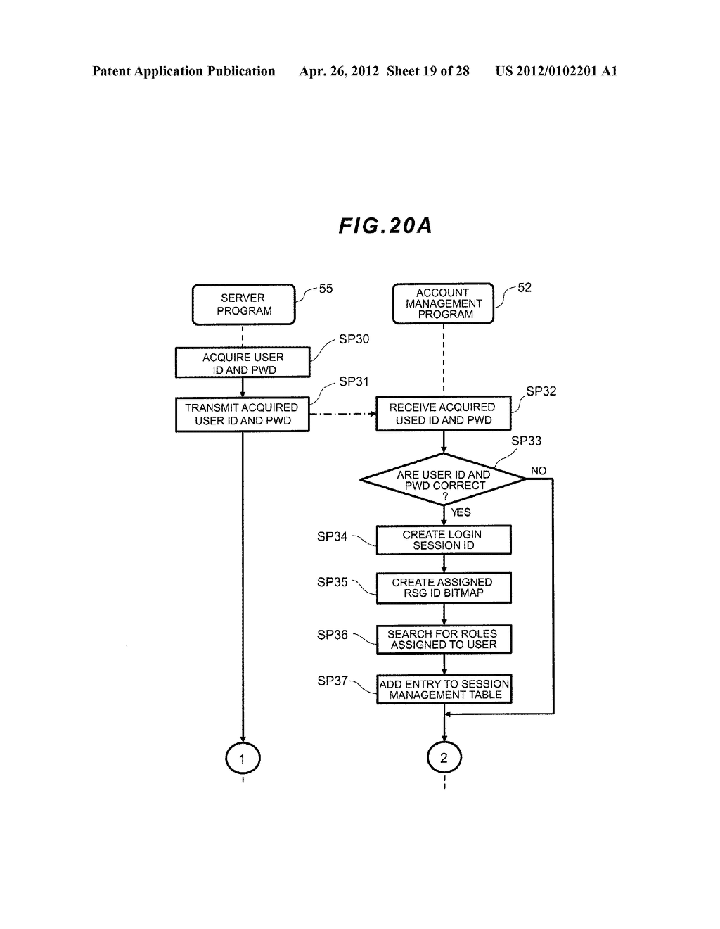 STORAGE APPARATUS AND MANAGEMENT METHOD THEREOF - diagram, schematic, and image 20