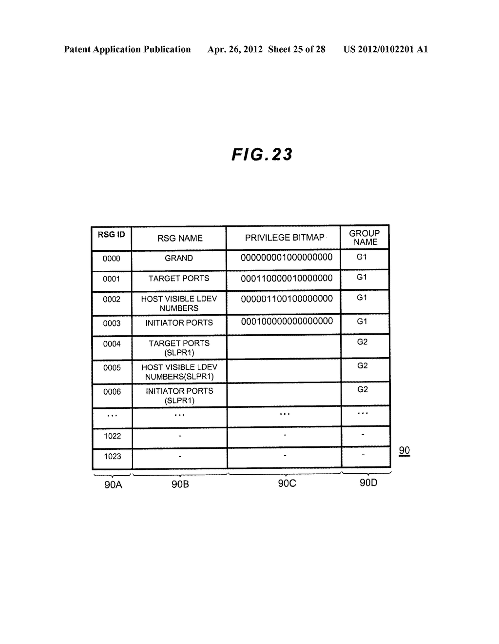 STORAGE APPARATUS AND MANAGEMENT METHOD THEREOF - diagram, schematic, and image 26