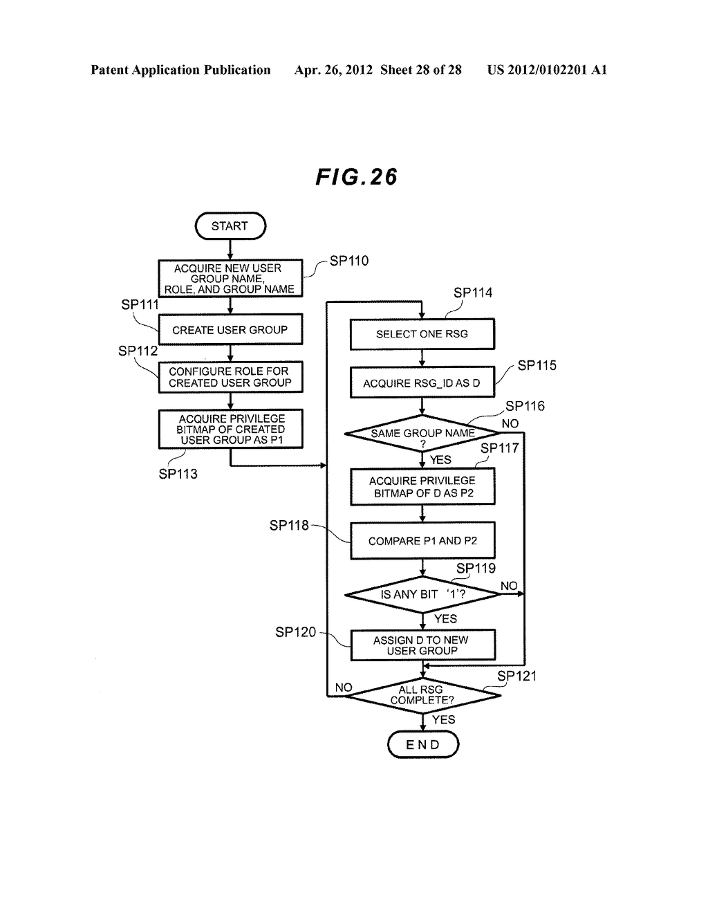 STORAGE APPARATUS AND MANAGEMENT METHOD THEREOF - diagram, schematic, and image 29