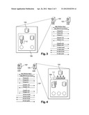 METHOD FOR PROTECTING A TELECOMMUNICATION NETWORK AND SECURE ROUTER     IMPLEMENTING SUCH A METHOD diagram and image