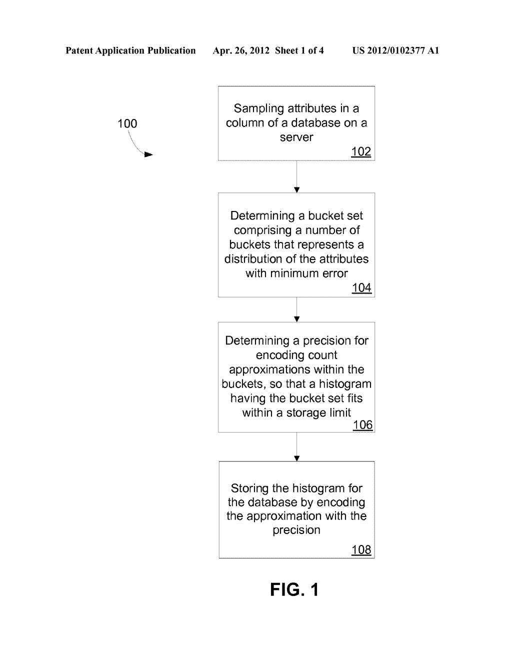 METHOD FOR CONSTRUCTING A HISTOGRAM - diagram, schematic, and image 02