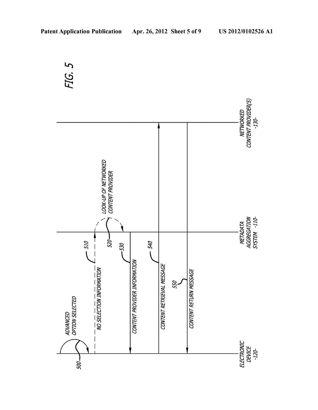 System and Method for Merging Network-Based Content with Broadcasted     Programming Content - diagram, schematic, and image 06