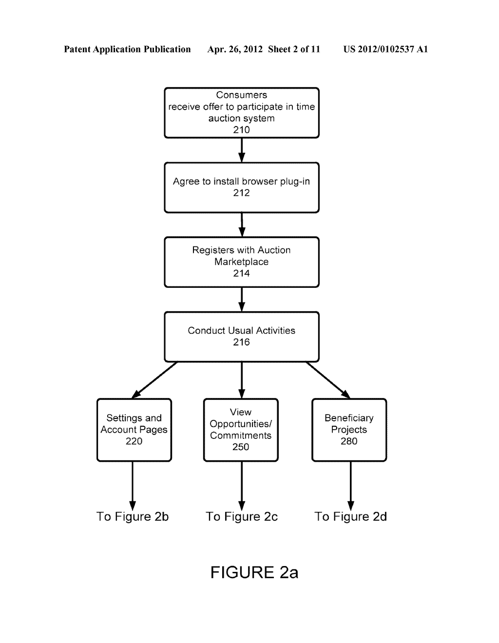 Method and Apparatus for Interaction Between Parties in a Commercial     Transaction - diagram, schematic, and image 03