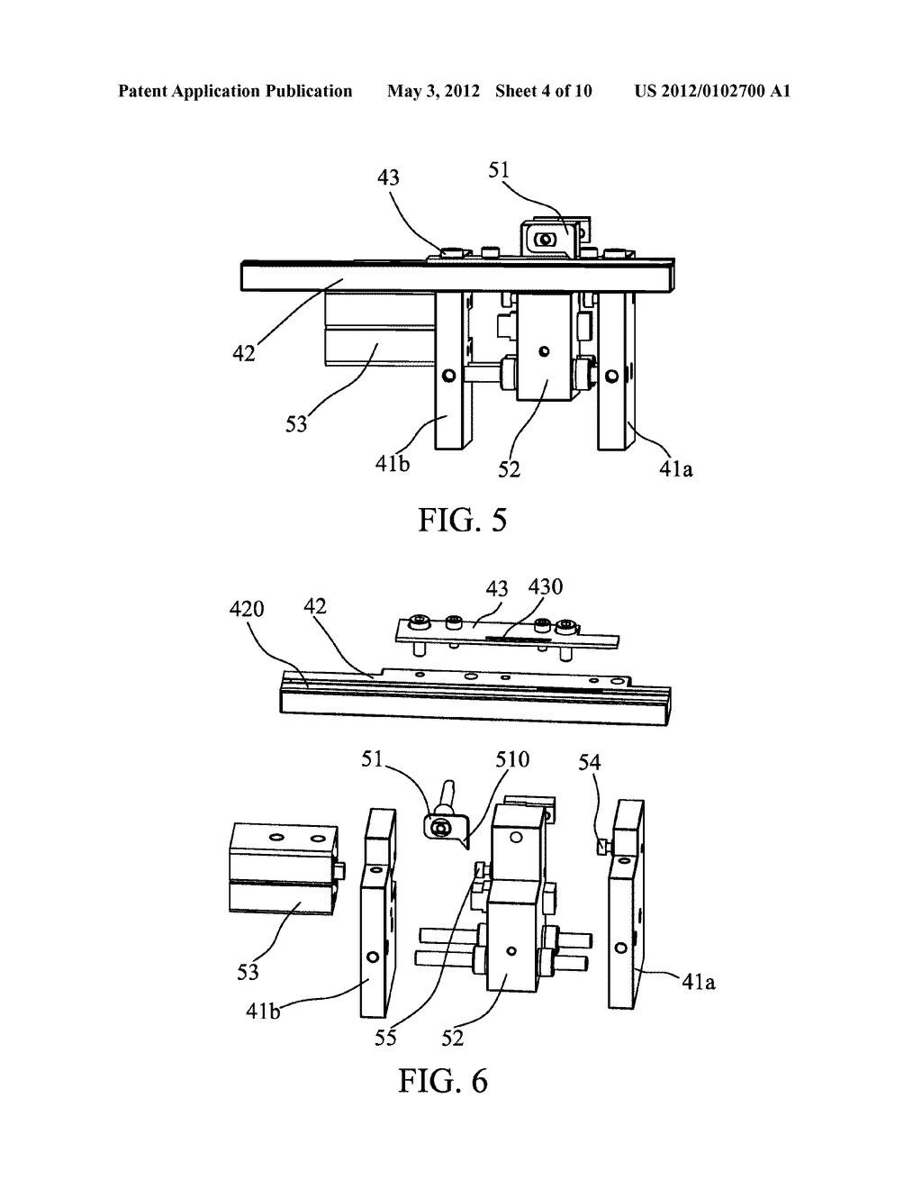 CUTTING AND CLAMPING DEVICE - diagram, schematic, and image 05